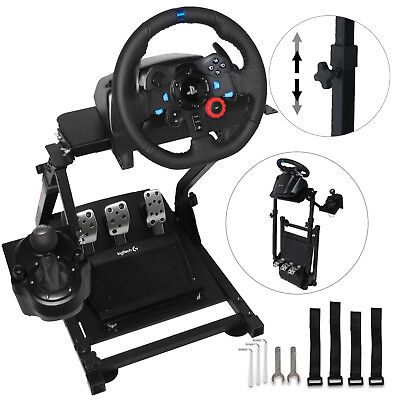 Racing Simulator Steering Wheel Stand Wheel Stand for G27 PS4 T300 458TX T80