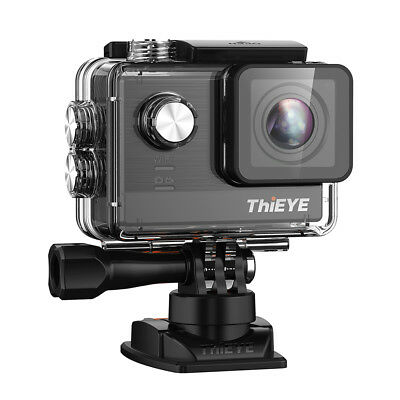 ThiEYE T5e WiFi 4K 30fps Action Camera 12MP Built-in 2 inch TFT LCD Screen Video
