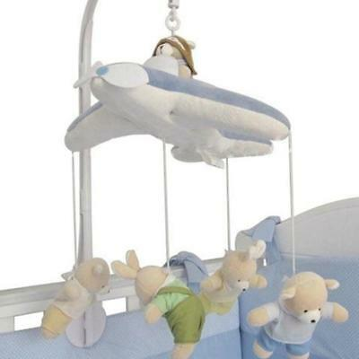Baby Crib Mobile Bed Bell Toy Holder Arm Bracket Early Learning Toys Hanger UU