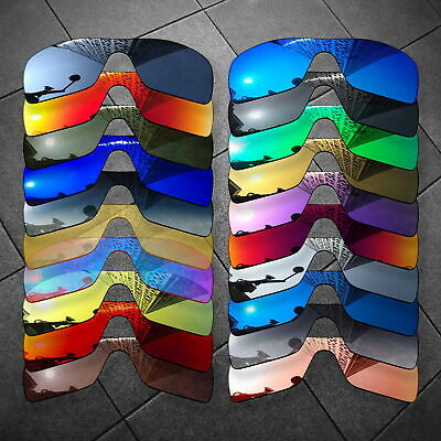 RawD Polarized Replacement Lenses for-Oakley Batwolf OO9101 Sunglasses -Opt.