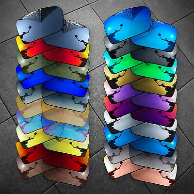 RawD Polarized Replacement Lenses for-Oakley Gascan - Sunglass