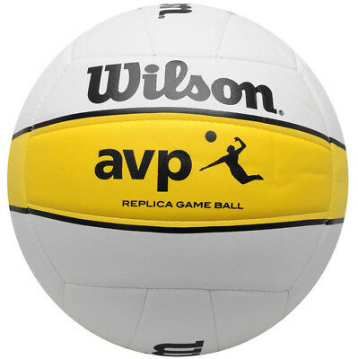 Wilson AVP Volleyball / Beach Volleyball Sport Beachvolleyball neu