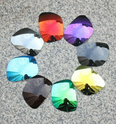 RawD Polarized Replacement Lenses for-Oakley Sliver - Multiple Options