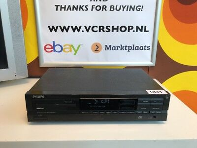Philips CD604 Compact Disc Player CD Player TWINDAC