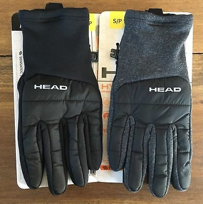 HEAD Men's Head Hybrid Gloves Warmth + Touchscreen, Select Size & Colors