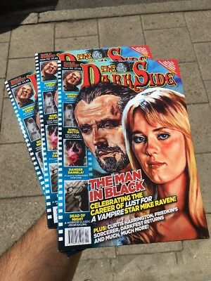 The Dark Side Magazine Issue 191 March 2018 They Wont Stay Dead! 50 Years Dead