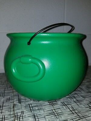 """General foam Lucky Saint Patrick's Day Green Pot Of Gold Party Favor, Green, 8"""""""