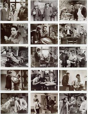 Only Fools and Horses BW Collector Trading Card Set