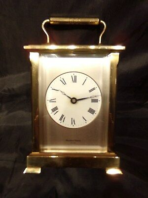 carriage clock   shortlant bowen
