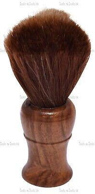 Quality 100% Pure Horse Hair Shaving Brush Rose Wood Handle Grooming