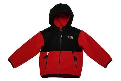 315bf4888 THE NORTH FACE Infant & Toddler B DENALI Hoodie Jacket Red AMGUS50 a6 Size  2T