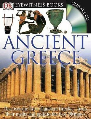 Ancient Greece (DK Eyewitness Books)-ExLibrary