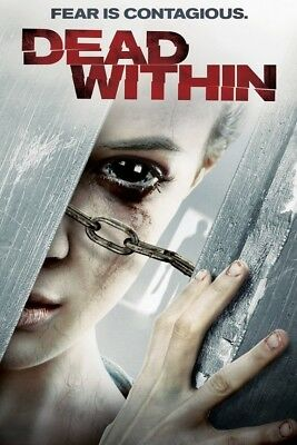 Dead Within HORROR ZOMBIE MOVIE NEW DVD Amy Cale Peterson FACTORY SEALED