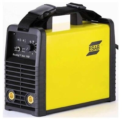 Inverter ESAB Buddy ARC 180 Wig Welding Power Supply Electrodes Machine