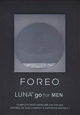 FOREO LUNA go for MEN Portable Silicone Cleansing Brush and Anti-Aging DeviceNEW