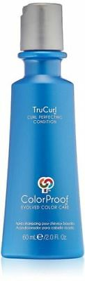 ColorProof Evolved Color Care Trucurl Curl Perfecting Conditioner 2 oz (2 pack)