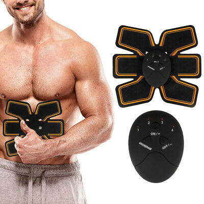 EMS Abdominal ABS Fit Muscle Gear Gear Cuerpo Home Shape Fitness Set EST6