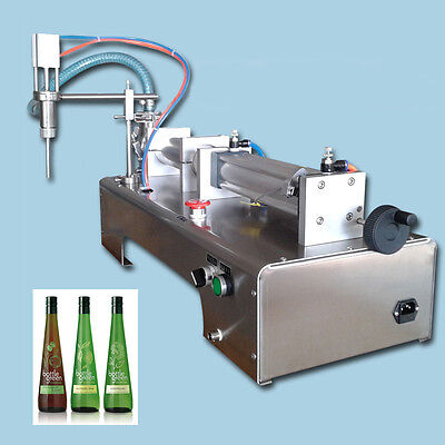 Liquid Filling Machine 0.4-0.9MPA for Shampoo Cleanser 90 to 1,000ml