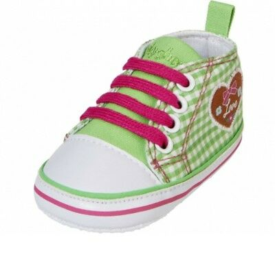 Playshoes sneakers Country House groen