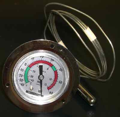 Walk  in Cooler Thermometer Dial Type
