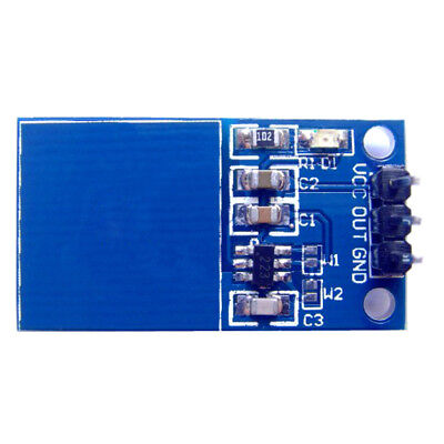 TTP223 Touch Key Module Sensor Capacitive Settable Self-lock/No-lock Switch
