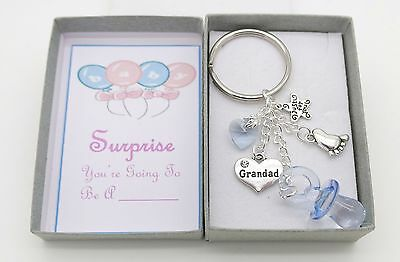 You're Going To Be A Daddy Announcement Gift.Grandma.Nanny.Grandad.Brother.Nan