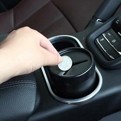 Car Mini Pen Holder Coin Boxes Mount Trash Bin Auto Holders Cup Candy Mount N7
