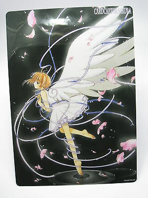 Card Captor Sakura CCS Original Shitajiki Pencil Board Clamp Nakayoshi Japan
