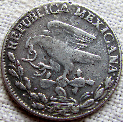1824 2 R Mo J.M. 10 Ds .20G. rare on this condition