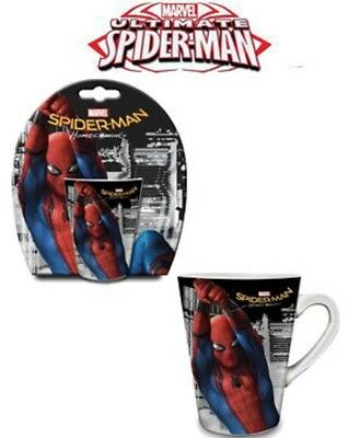 "TAZZA IN PORCELLANA   "" SPIDERMAN  "" Pezzi 1"