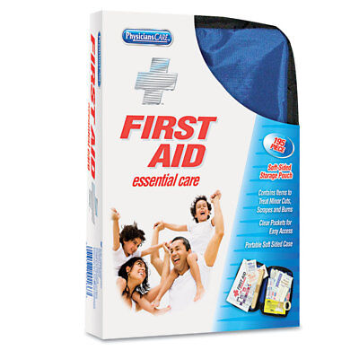 Soft-Sided First Aid Kit for up to 25 People, 195 Pieces/Kit