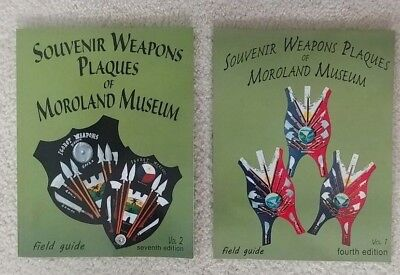 Souvenir Weapons Plaques of Moroland Museum (Book #4 and Book #7)