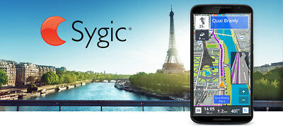 Sygic PREMIUM WORLDWIDE Keys [Without Traffic Option]