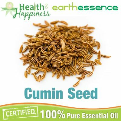 CUMIN SEED ~ earthessence Certified 100% Pure Essential Oil ~ Aromatherapy