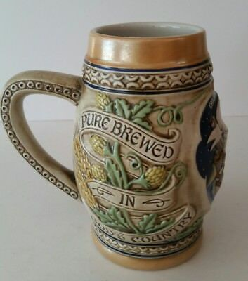 1983 HEILEMANS OLD STYLE BEER CHICAGOLAND YOU'VE GOT STYLE Stein Tankard Chicago