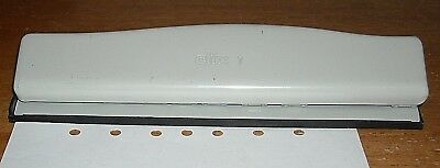 Clix 7-hole Punch for Franklin Covey Classic Planner