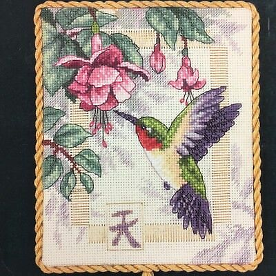 Exquisite Hummingbird Dimensions Gold Nuggets #35059 Counted Cross Stitch NEW