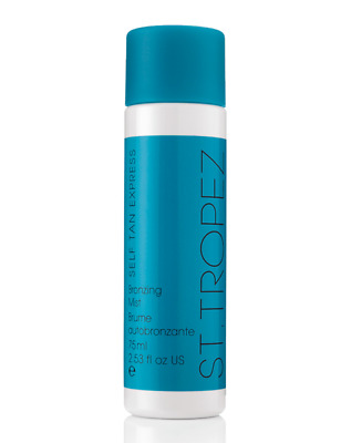 St Tropez Express Bronzing Mist - 75ml - Spray Tan Solution