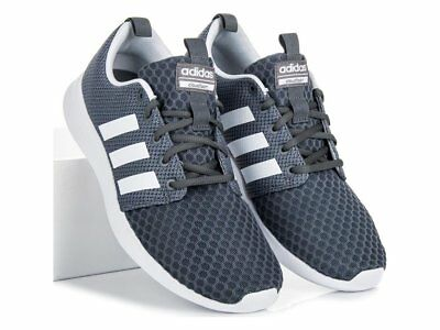 cac3b97be Adidas Men s Cloudfoam Swift Racer RUNNING Training shoe Gray All sizes  DB0676