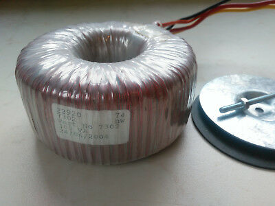 23V 300VA Toroidal Transformer 230V primary 23V 13A secondary, ideal for CNC PSU