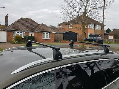 Ford Mondeo Mk4 Roof Bars 163 20 00 Picclick Uk