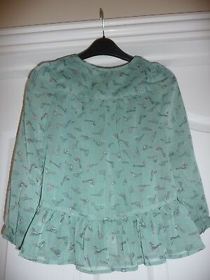 GIRLS MONSOON 2 Piece TOP AGE 6 YEARS VGC FAST DISPATCH!!