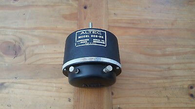 Altec Lansing 802-8D High Frequency Driver