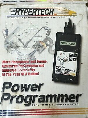 Hypertech power programmer  '99-'03 1993-2003 part No 41029 **see description**