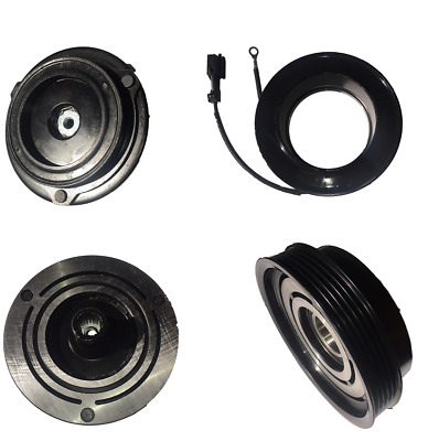 2004 RSX 4 CYL 2.0L AC A//C COMPRESSOR CLUTCH KIT PULLEY COIL FITS: