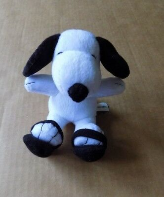 Snoopy in Sandals Plush