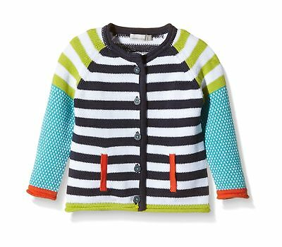 Catimini Baby Boys' Cardigan Multicoloured (Rayé Multico)