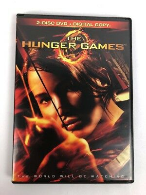 The Hunger Games [2-Disc DVD + Ultra-Vio DVD