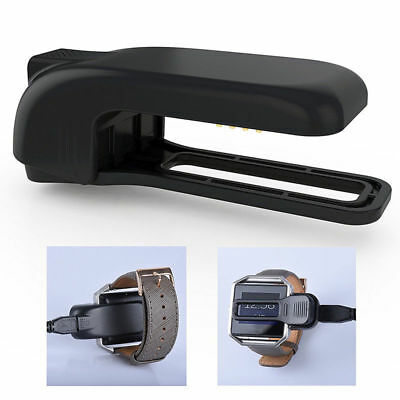 Fitbit Blaze Charger Charging Clip Replacement Charger Cradle Dock Smart Watch