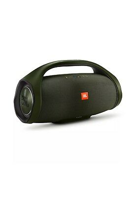 JBL Boombox Portable Bluetooth Speaker Forest Green Brand New Sealed
